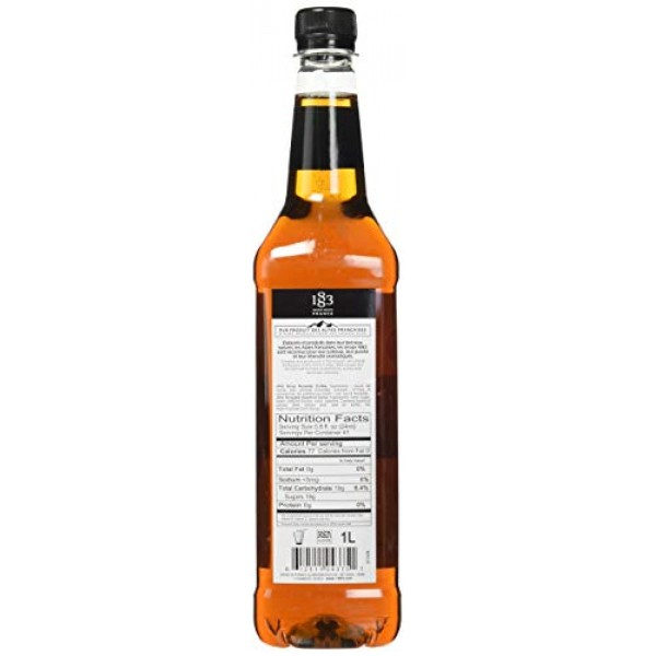 Maison Routin 1883 Premium Syrup Flavorings - Roasted Hazelnut -...
