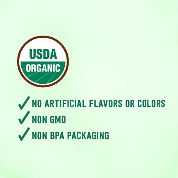 Amazon Brand - Mama Bear Organic Baby Food, Bananas, 4 Ounce Tub...