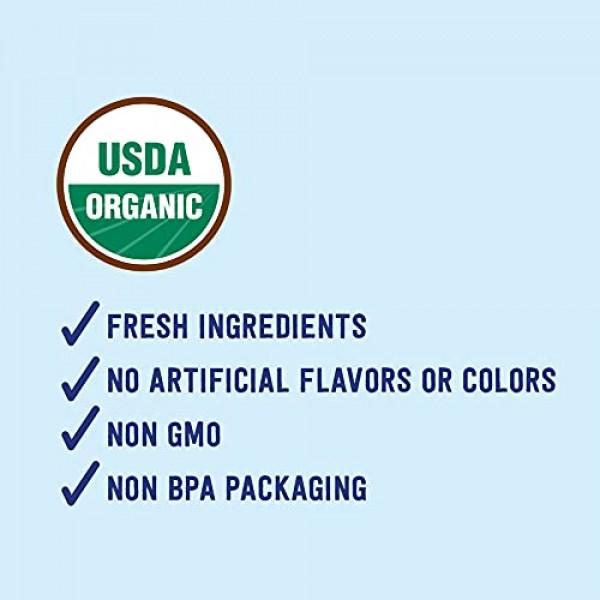 Amazon Brand - Mama Bear Organic Baby Food, Stage 2, Mango Apple...