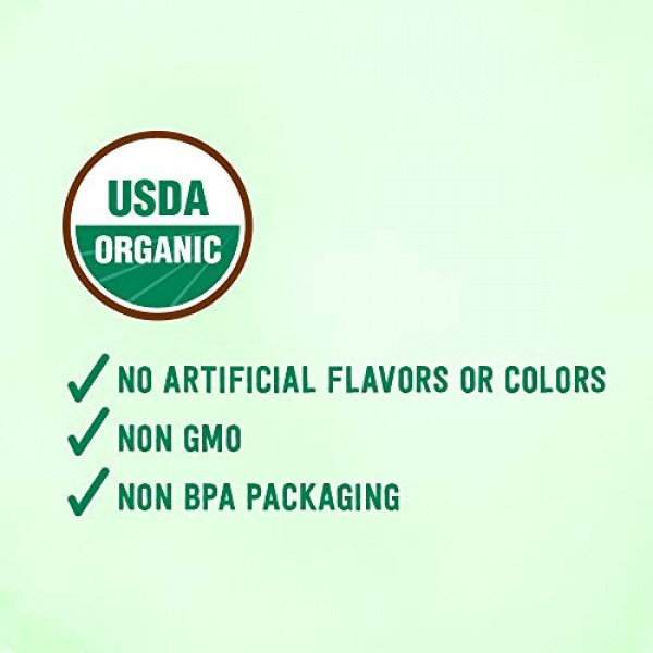 Amazon Brand - Mama Bear Organic Baby Food, Vegetable Variety Pa...