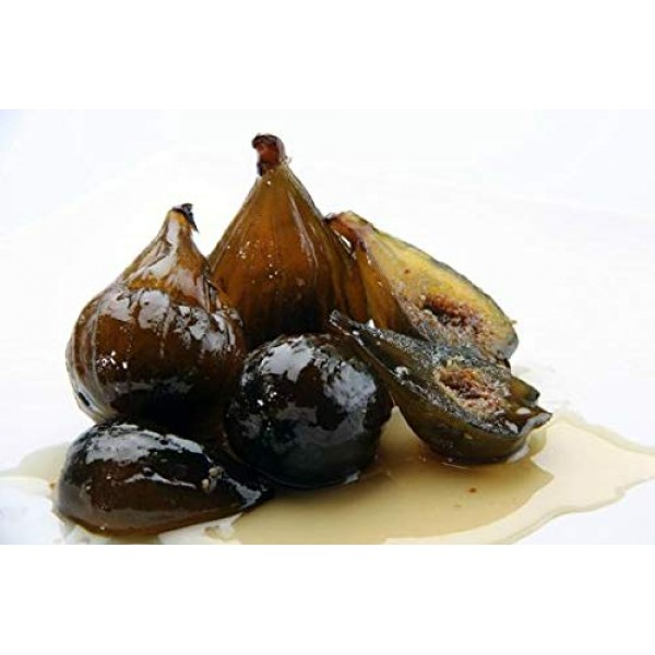 Mama Tere Higos- Figs in syrup 2Pack/17.6 oz 500 gr