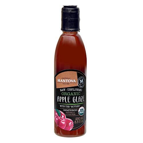 Organic Apple Cider Glaze