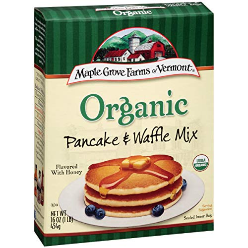 Maple Grove Farms Complete Pancake & Waffle Mix, 16 Ounce Pack ...