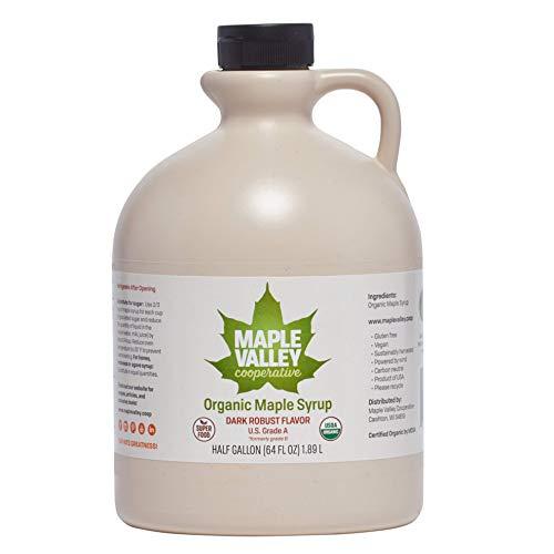 Maple Valley Grade A Dark & Robust formerly Grade B Organic Ma...