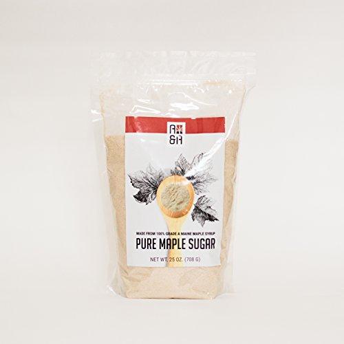 Pure Maple Sugar - 25 Oz - A&A Maple