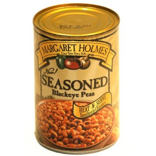 Margaret Holmes new seasoned blackeye peas pack of 6