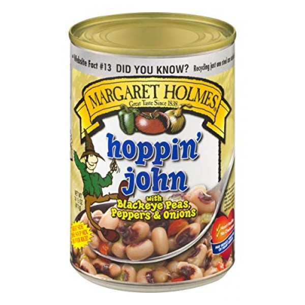 2-Margaret Holmes Hoppin Jon With Black Eyed Peas & Peppers & On...