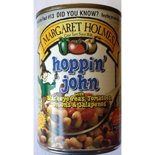 Margaret Holmes Hoppin John with Blackeye Peas, Tomatoes, Onion...