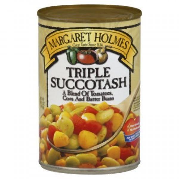 Margaret Holmes, Triple Succotash, 14.5oz Can Pack of 6