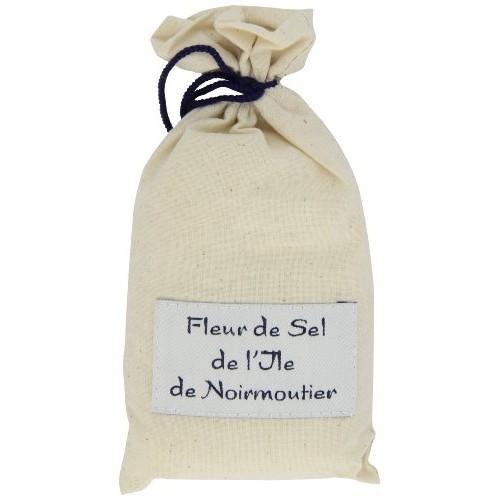 Markys France Linen Bag Natural fleur De Sel Sea Salt From ...