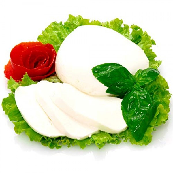 Fresh Italian Cheese Mozzarella Fior Di Latte - 6 pcs x 8 ounce ...