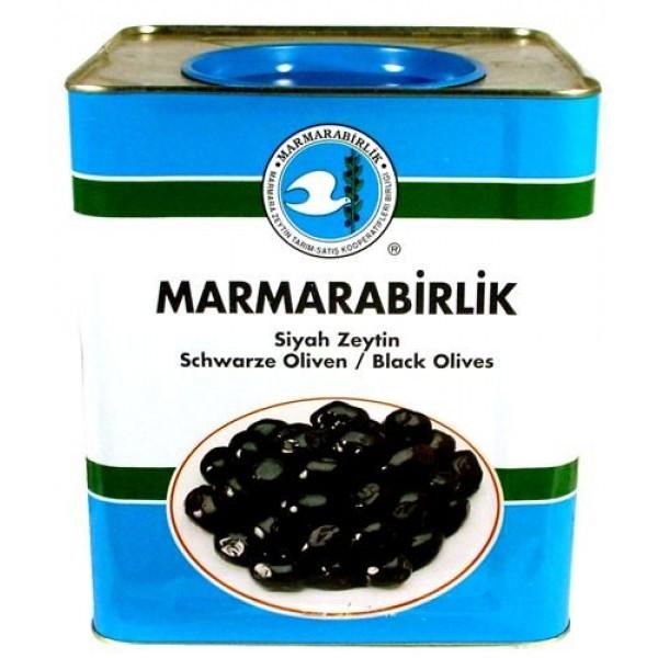 Black Olives - HYPER Marmarabirlik Gemlik Siyah Zeytin Hiper -...