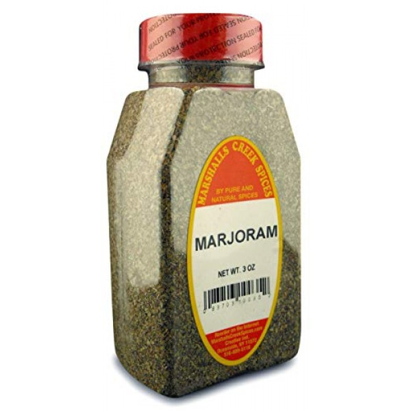 Marshalls Creek Spice Co. Marjoram, 3 Ounce
