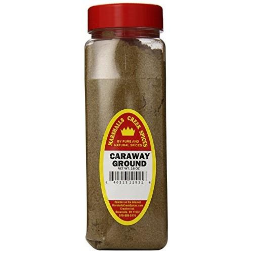 Marshalls Creek Spices Caraway Seed Seasoning, Ground, XL Size, ...