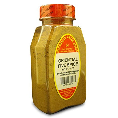 Marshalls Creek Kosher Spices, st00, ORIENTAL 5 SPICE