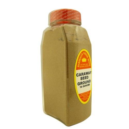Marshalls Creek Spices XL Caraway Seed Ground Seasoning, 16 Ounc...