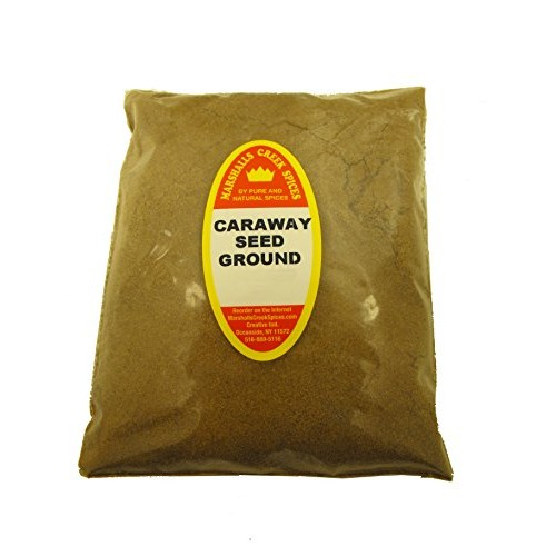 Marshalls Creek Spices Refill Pouch Caraway Seed Ground Seasonin...