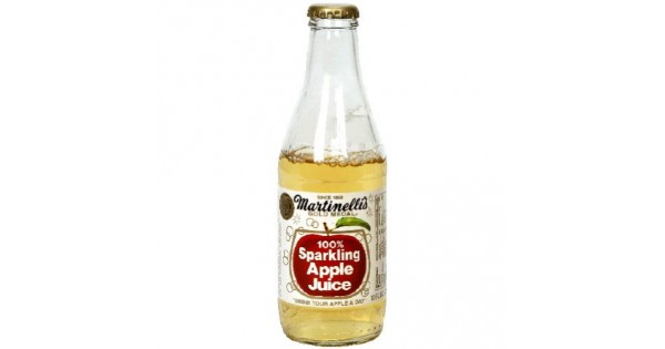 Martinelli S Sparkling Apple Juice 10 Ounce Pack Of