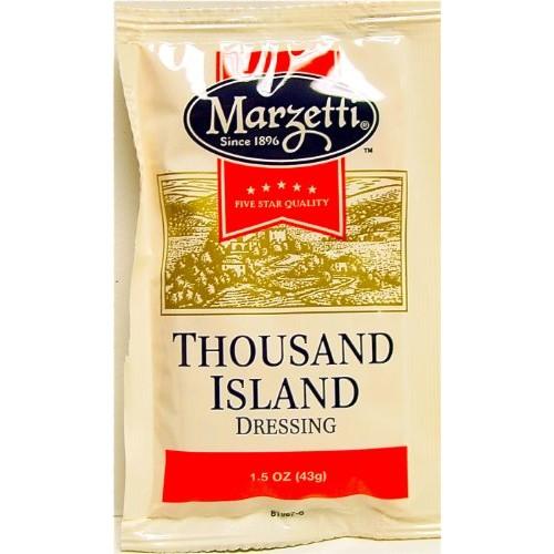 Marzetti Thousand Island 25 packs @ 1.5 oz each