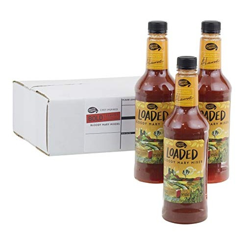 Master of Mixes Loaded Bloody Mary Drink Mix, Ready To Use, 1 Li...
