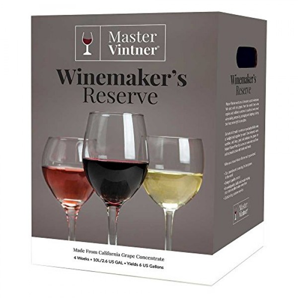 Master Vintner Winemakers Reserve White Zinfandel Wine Recipe K...
