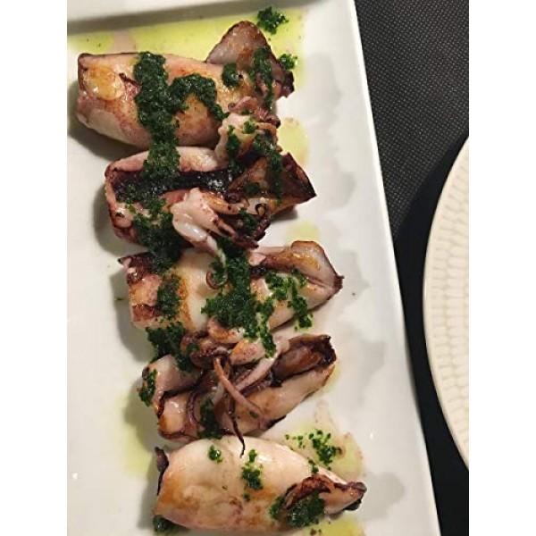 Matiz Espana Pulpo Wild Spanish Octopus in Olive Oil 4.0 Oz 5 P...