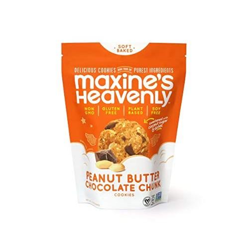 Maxines Heavenly - Plant Based, Gluten Free, Low Sugar - Peanut...