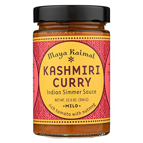 Maya Kaimal Sauce Smmr Kashmiri Curry
