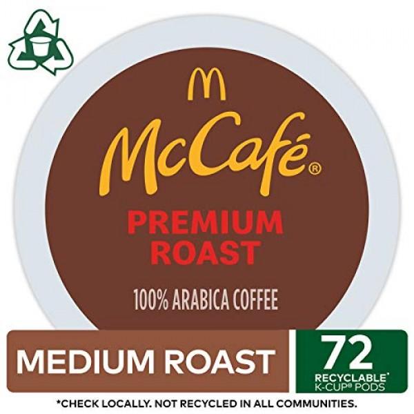 McCafé Premium Roast, Keurig Single Serve K-Cup Pods, Medium Roa...