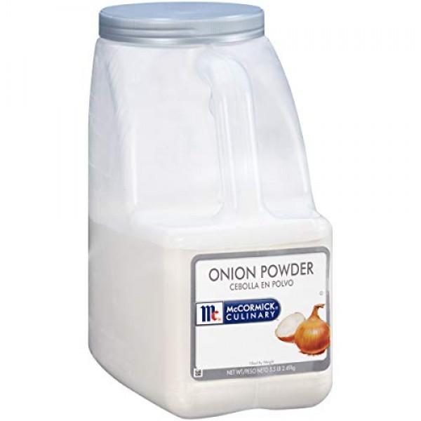 McCormick Culinary Onion Powder, 5.5 lbs
