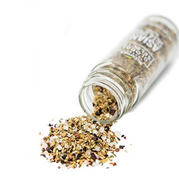 McCormick Gourmet Global Selects Asian Salt & Spice Blend, 2.04 oz