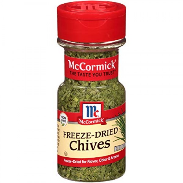 McCormick Freeze-Dried Chives, 0.16 oz