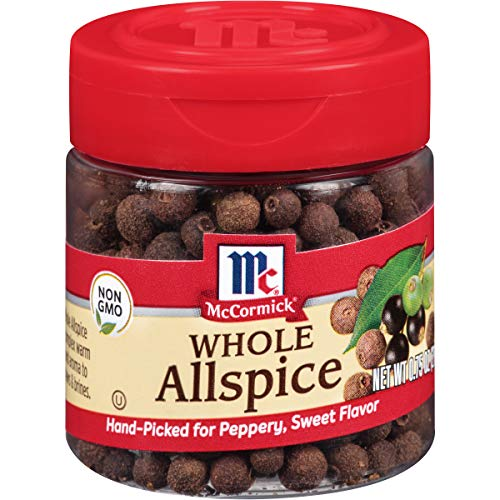 McCormick Whole Allspice, 0.75 Ounce Pack of 6