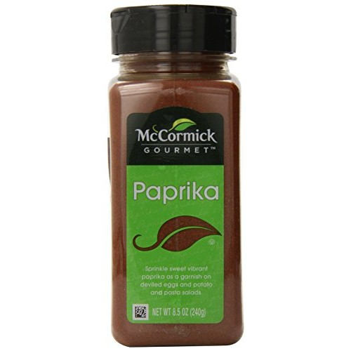 McCormick Gourmet Collection Paprika 8.5 Ounce