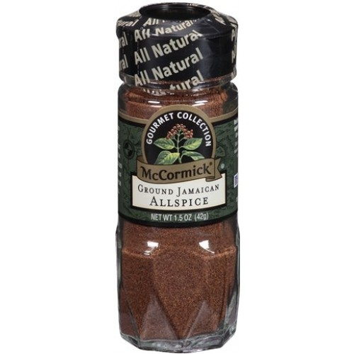 McCormick Gourmet GROUND JAMAICAN ALLSPICE 1.5oz 2 Pack