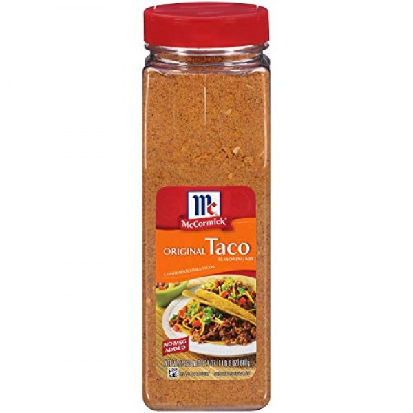 McCormick Original Taco Seasoning Mix 24 oz. pack of 2