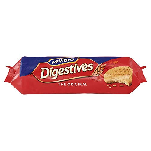 McVities Digestive Biscuits - 400g 14.1 Oz 4 Pack
