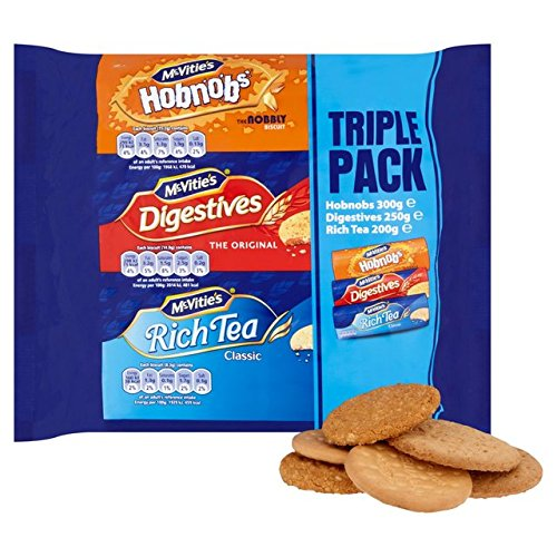 Mcvities Biscuit Selection