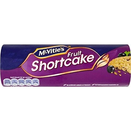McVities Fruit Shortcake - 200g - 3 Pack