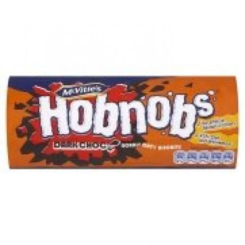 McVities Hobnob Dark Chocolate 262g 3 Pack