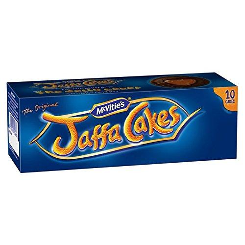 McVities Jaffa Cakes 90 Cakes 9 Box