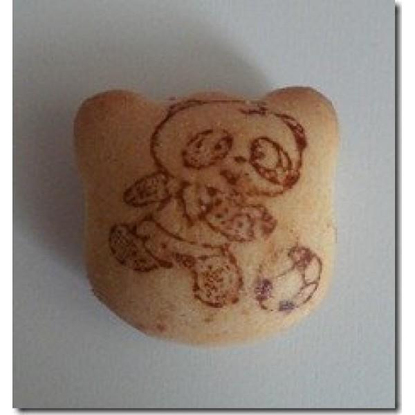 Meiji Hello Panda Cookie, Matcha Green Tea with a Crunchy Shell,...