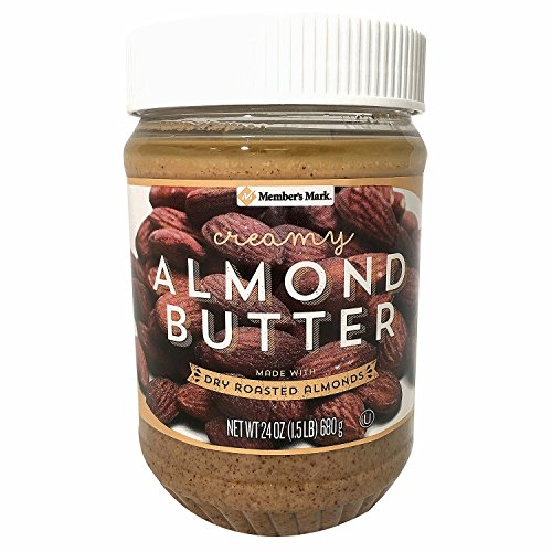 Members Mark Almond Butter 24 oz. A1