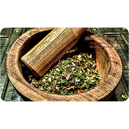 Argentinian Seasoning Chimichurri from the Blends of the Ameri...