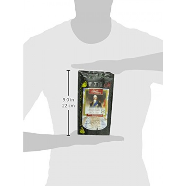 Metropolitan Tea Discovery Loose Tea Pack, Cream Earl Grey Engli...