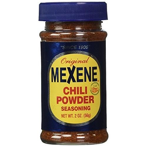 Mexene Chili Powder - Original Recipe - Since 1906 - 2 Ounces