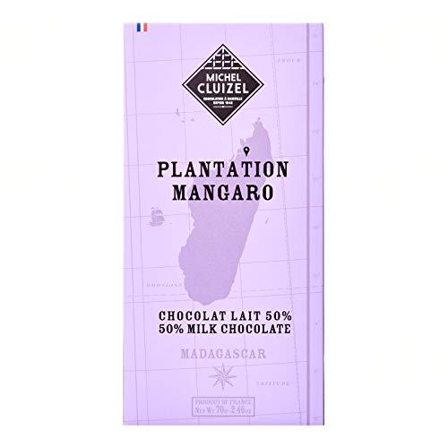 Michel Cluizel Mangaro Milk Chocolate Bar