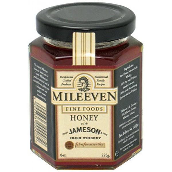 Mileeven Honey with Jameson Irish Whiskey, 8 Ounce