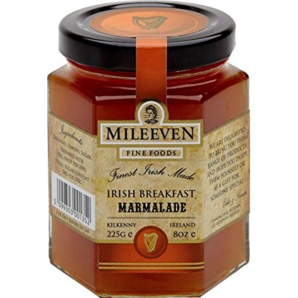 Mileeven Irish Breakfast Marmalade 225g 7.9oz