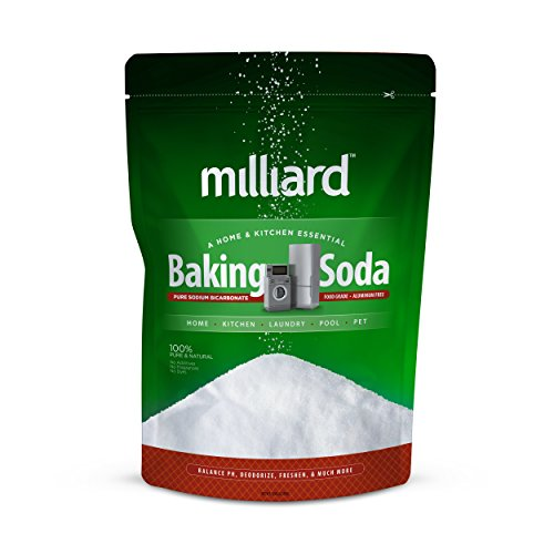 Milliard 10lbs Baking Soda / Sodium Bicarbonate USP - 10 Pound B...